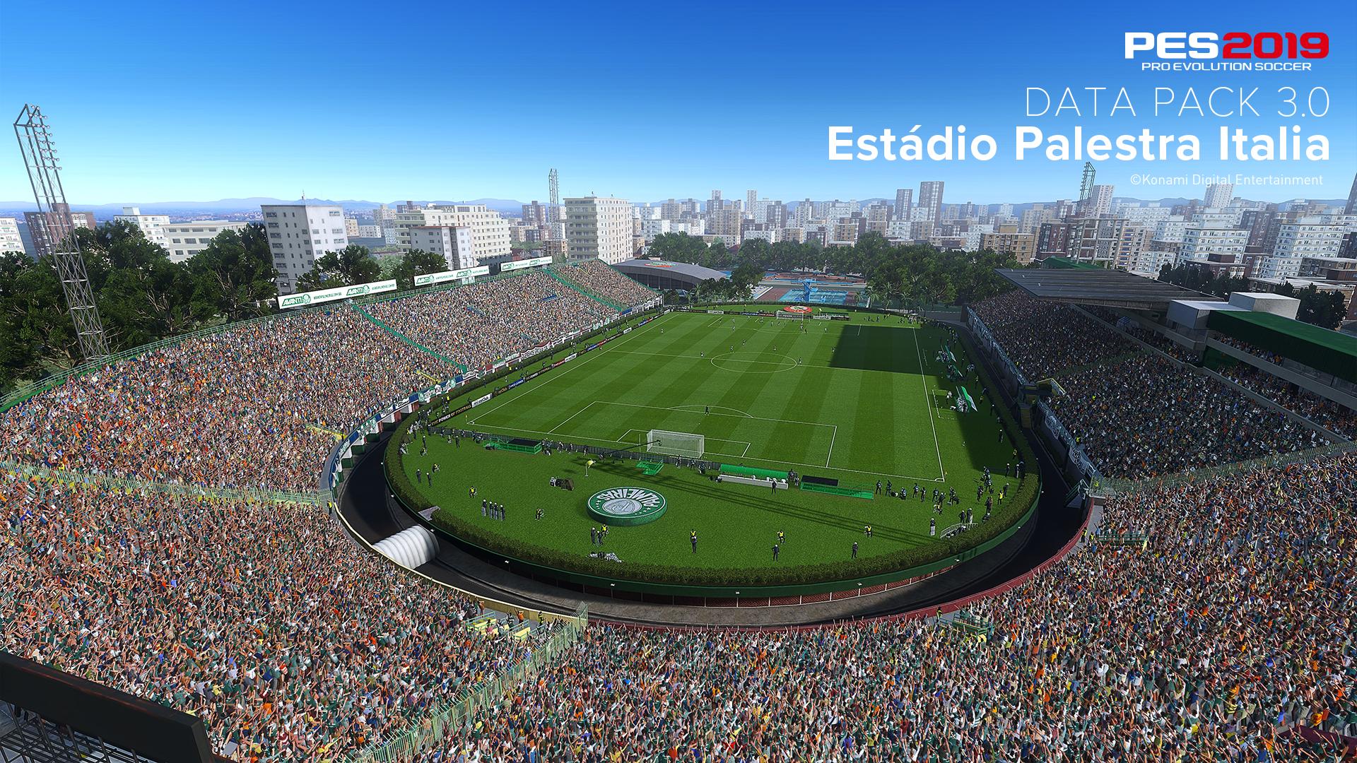 PES 2019 Estadio Palestra Italia