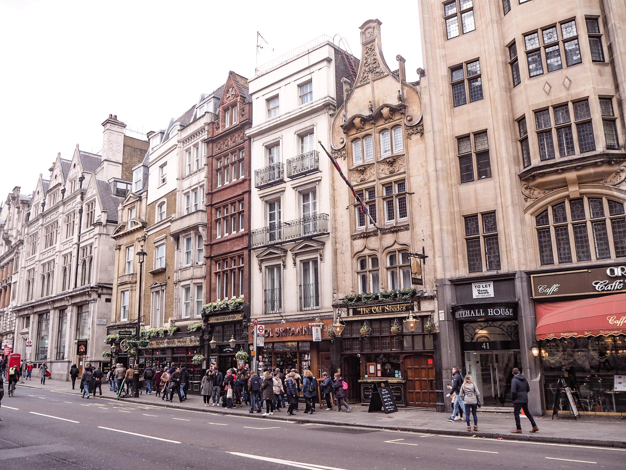 Lontoo näkemisen arvoiset kohteet