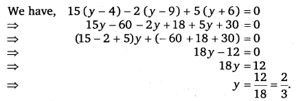 NCERT Solutions for Class 8 Maths Chapter 2 Linear Equations In One Variable 63