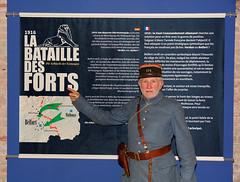 Inauguration d'une exposition, Belfort, 10 Nov 2018
