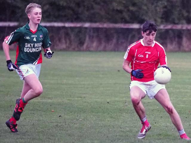 Abbey Rangers V Milltown U17 Semi Final