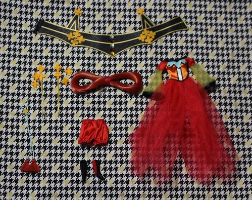 Princess Kakyu Stock Outfit