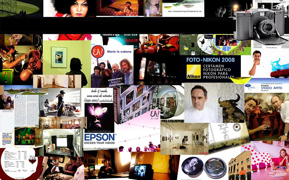 Servicios en torno a la fotografía