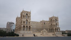 The Government House in Baku, Azerbaijan