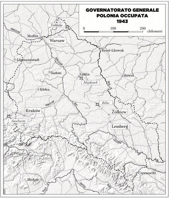 Governatorato Polonia 1943