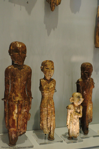 Hierakonpolis Ivories: Male Figurines