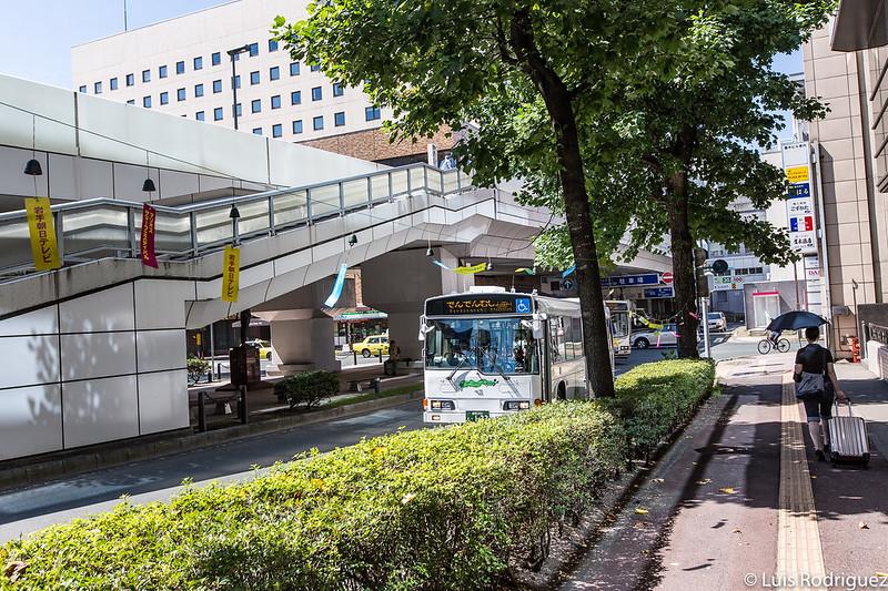 Autobús turístico circular Dendenmushi