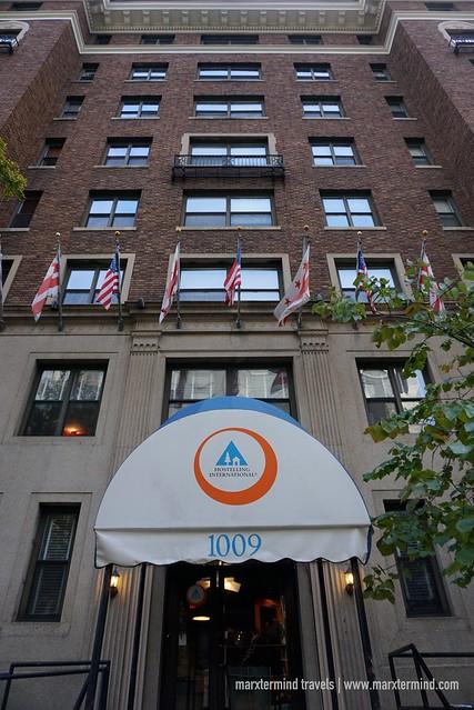 HI Washington DC Hostel