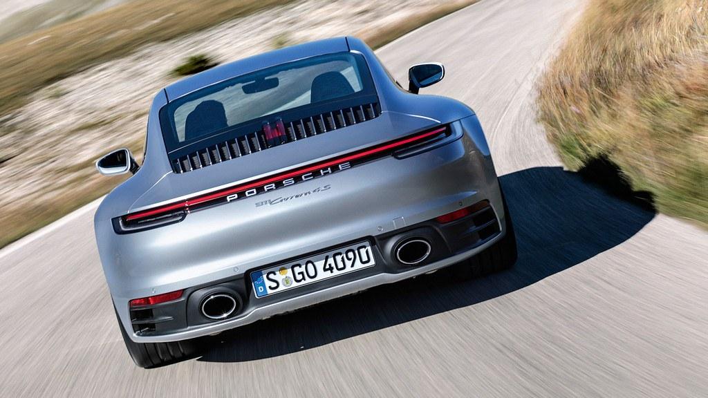 Porsche 911 (992) premiera 8am#