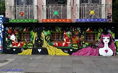 graffiti - Bizer na José do Patrocínio