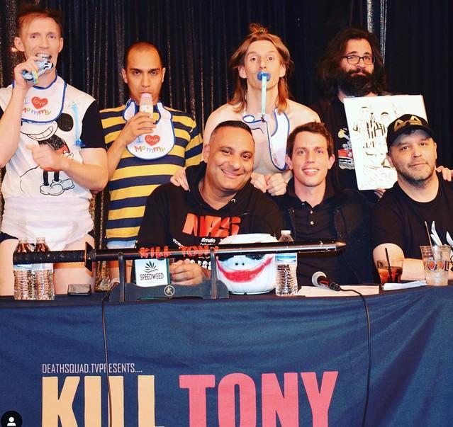 KILL TONY #316