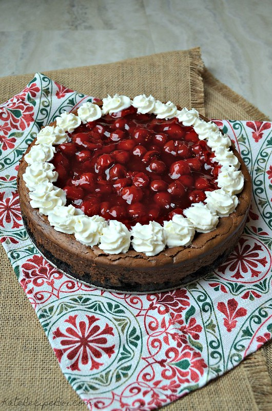 Black Forest Cheesecake 2