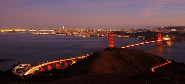 San Francisco Bay, Canon EOS REBEL T3I, Tamron 18-250mm f/3.5-6.3 Di II LD Aspherical [IF] Macro