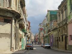 Havana, crumbling glory.