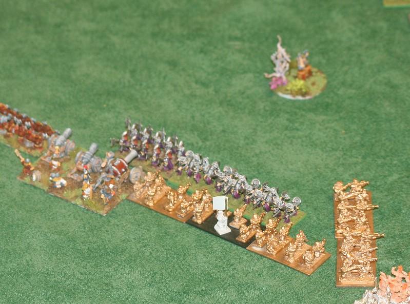 [1300 - Orcs vs elfes Noirs] La bataille des piques maudites 45930141804_54dbf63452_c