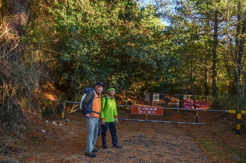 200林道後段管制口 (4)