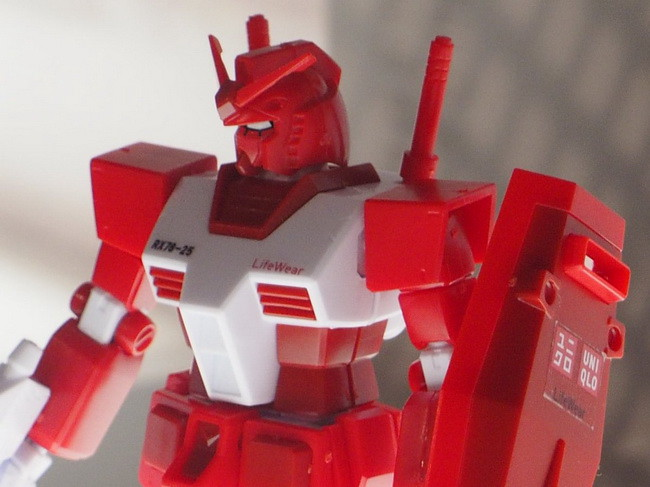 Gundam X Uniqlo UT2019_05