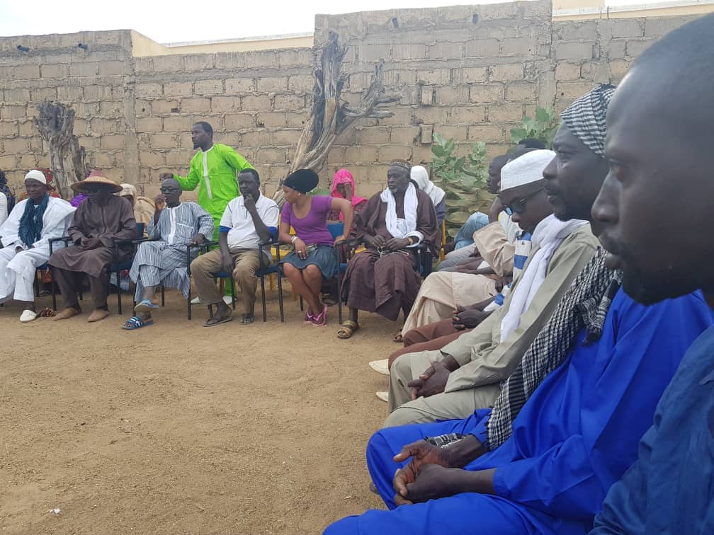 Thierno Ahmadou Sy - leader du mouvement HAA YEESO (3)