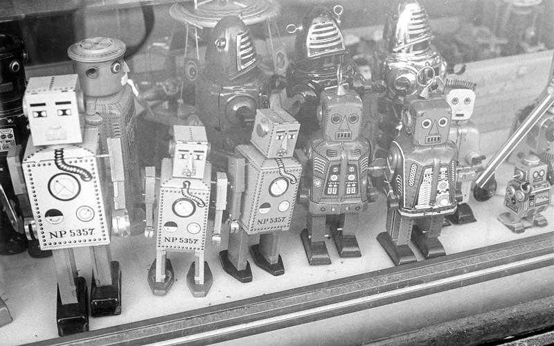 Robots for Sale