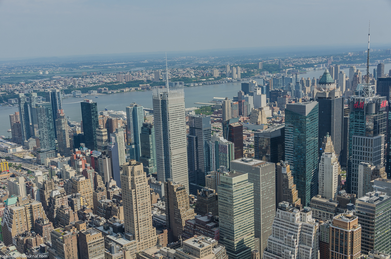 Нью-Йорк_Empire State Building-70