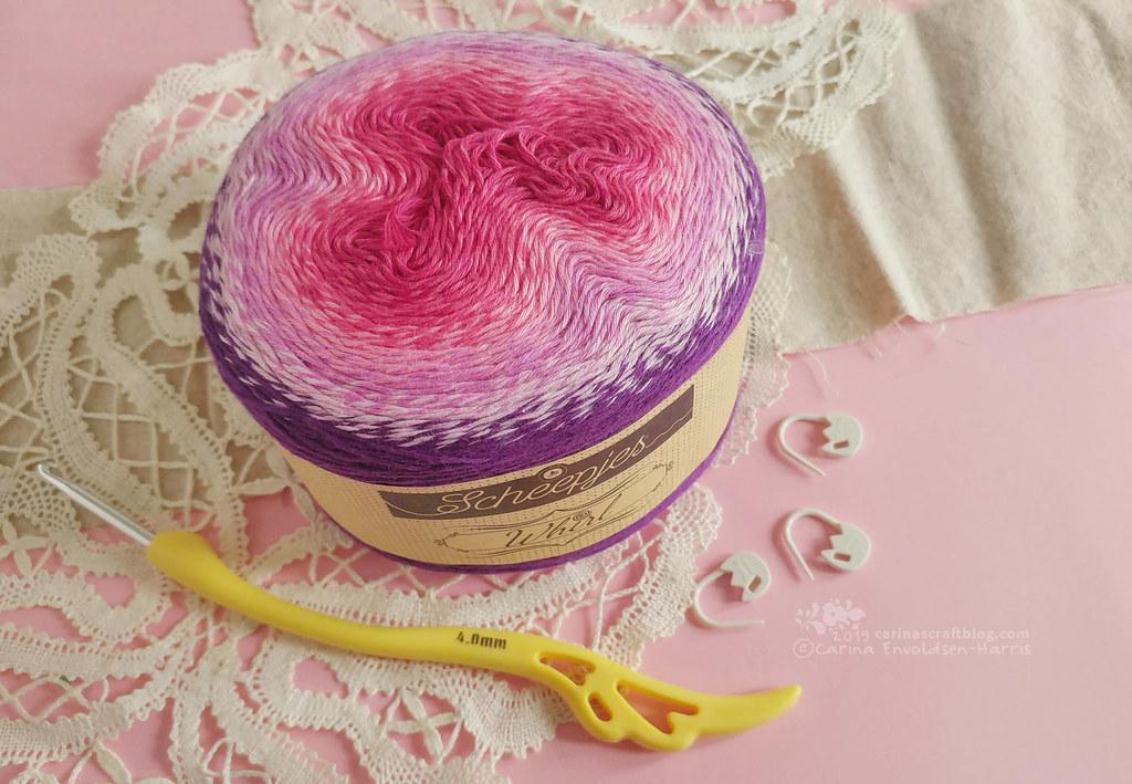 Scheepjes Whirl yarn