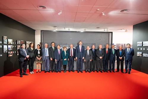 Exposición '40 años de diplomacia en democracia'