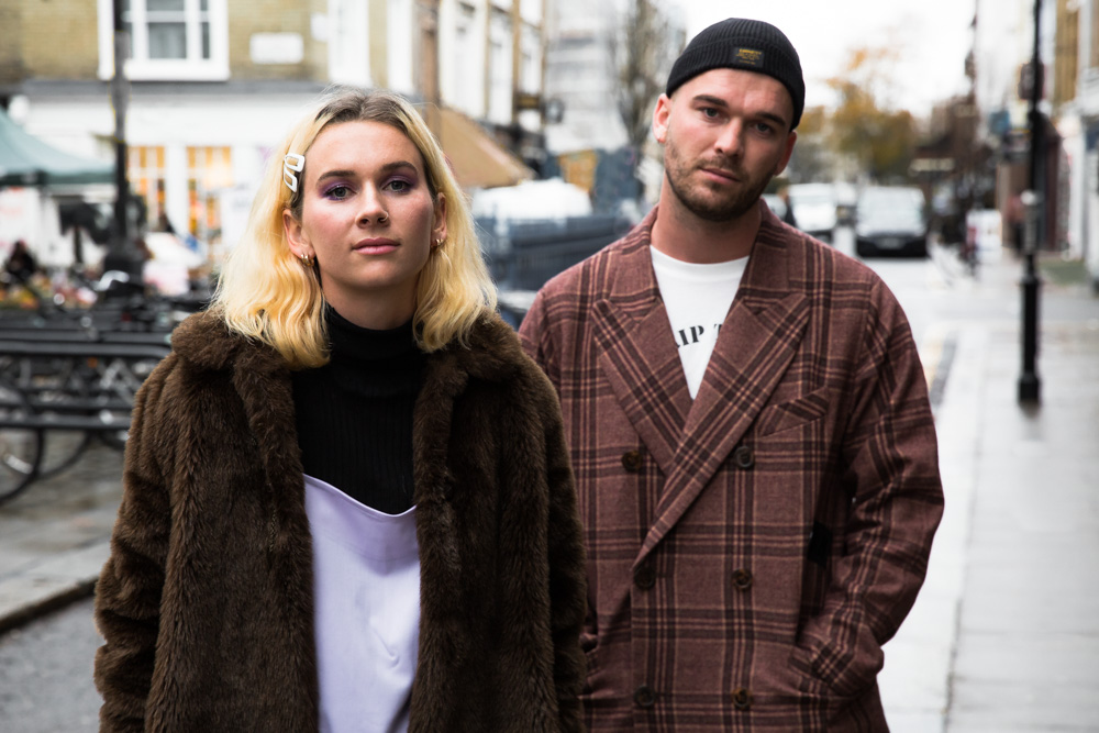 Record Shopping with... Broods