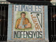 Antigua farmacia calle San Adres