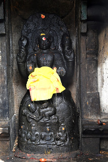 In the koshtam - Sri Dakshinamoorthy