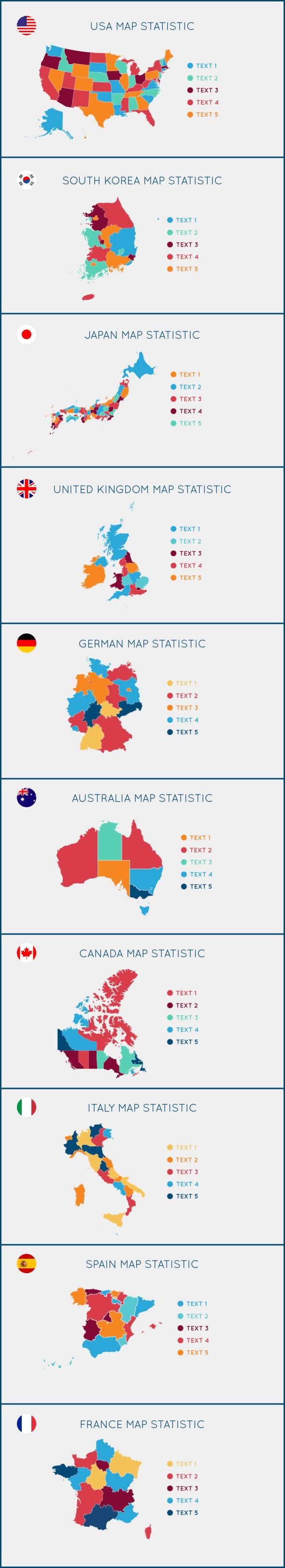 Statistic Maps