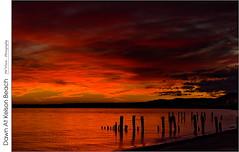 Dawn At Kelson Beach