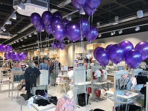 Heliumballonnen Prenatal Boutique Utrecht