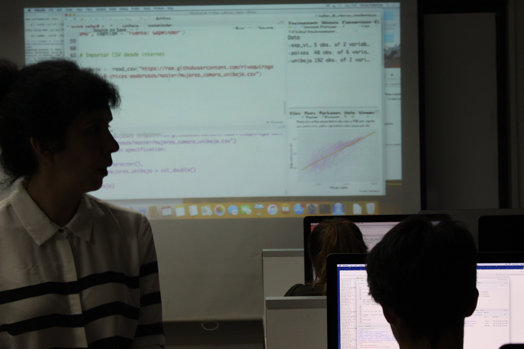Introducción a Programación en R