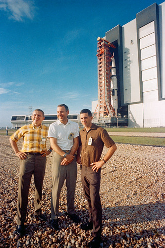 Apollo 8 Crew | by NASA Goddard Photo and Video