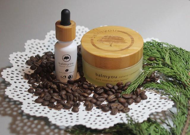balmyou nilotica shea karite kahviöljy coffee oil