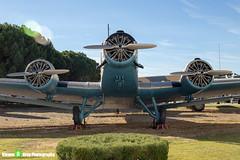 T2B-211-911-16---102---Spanish-Air-Force---CASA-352L-JU52---Madrid---181007---Steven-Gray---IMG_1527-watermarked