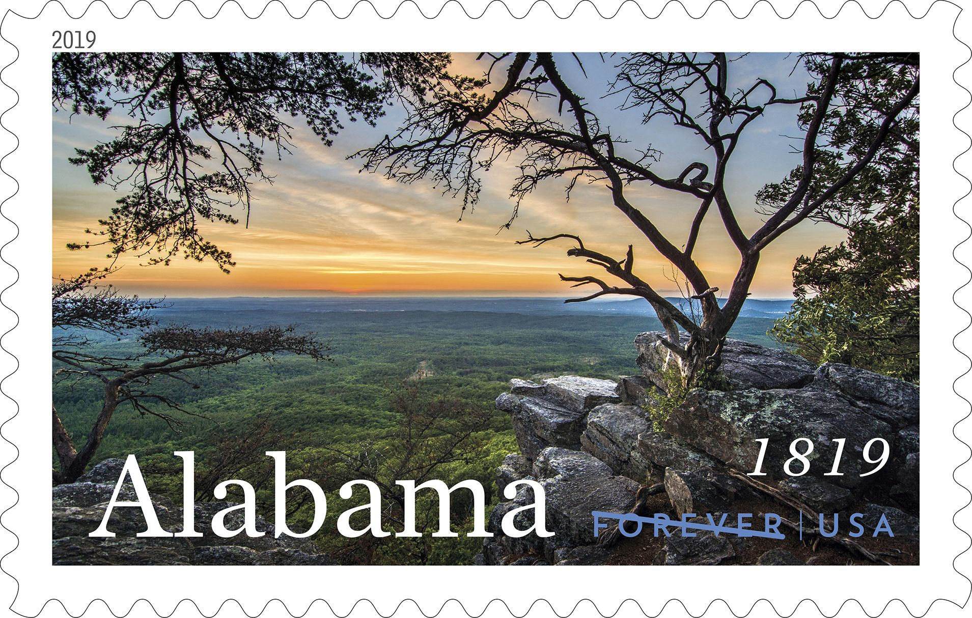 Alabama Statehood - February 23, 2019