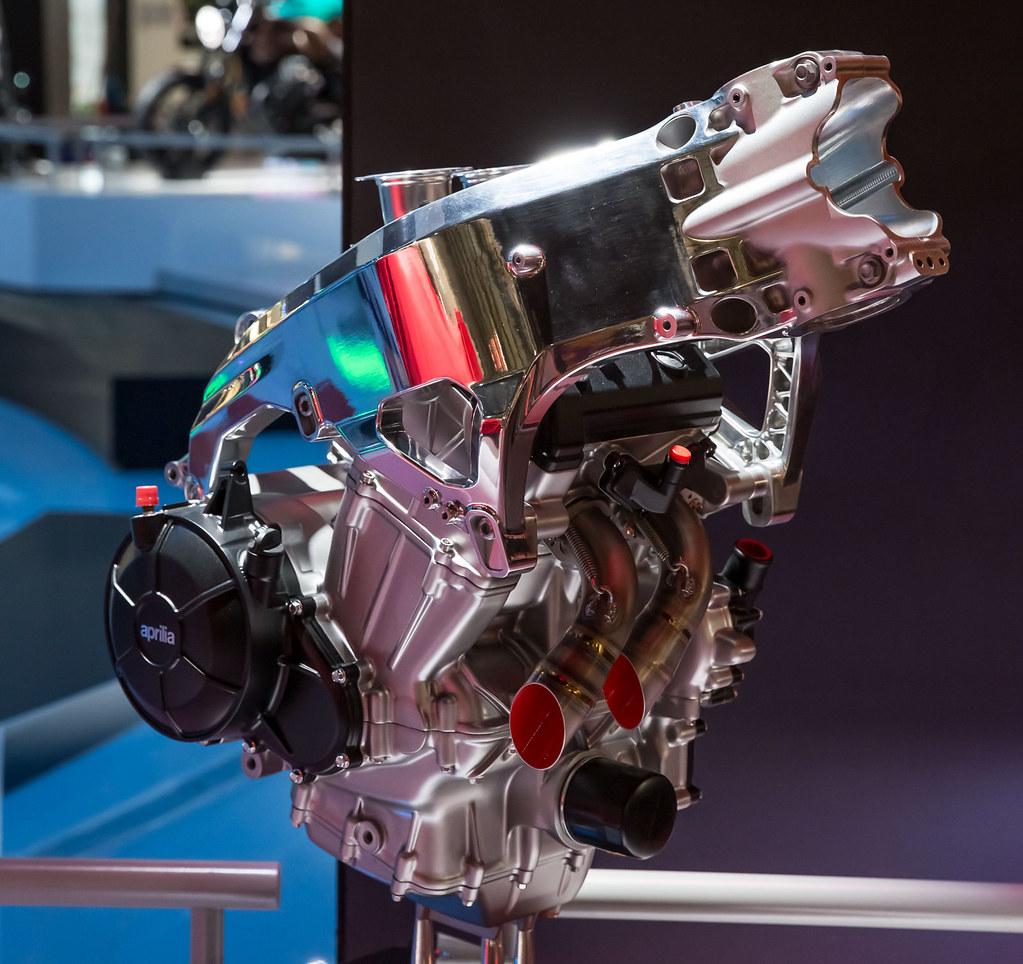 Aprilia RS 660 prototype 2019 - 2