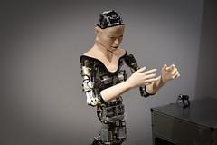 Robot in Miraikan