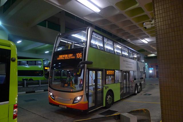 SMB3532Y on Tower Transit, Panasonic DMC-LX3