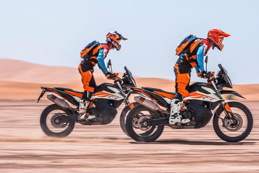 KTM 790 Adventure R 2019 - 21