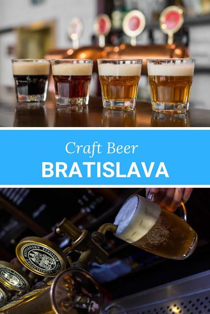 Brouwerijen in Bratislava, craft beer in Bratislava | Mooistestedentrips.nl