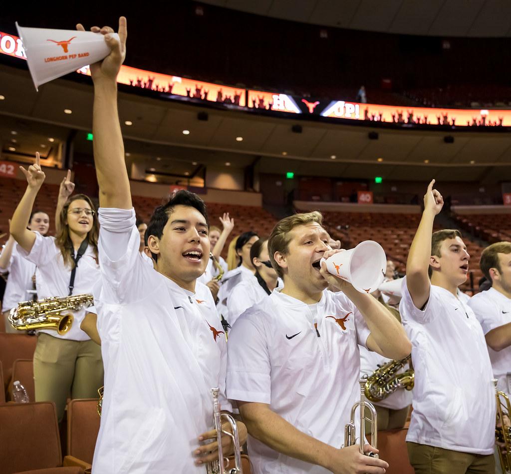 University of Texas Longhorns Basketball | Ralph Arvesen