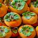 Organic Fuyu Persimmons by FotoGrazio