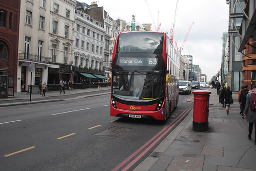 Go-Ahead London EH66 YX66WHH