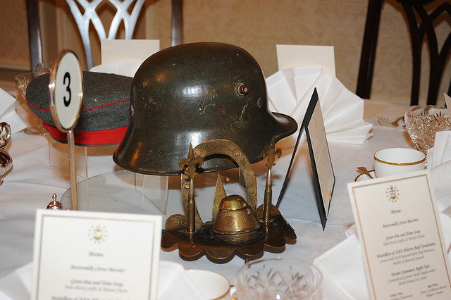 Armistice Dinner, Government House, Edmonton