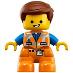 LEGO Movie 2 10895 Emmet and Lucy's Visitors from the DUPLO Planet 3