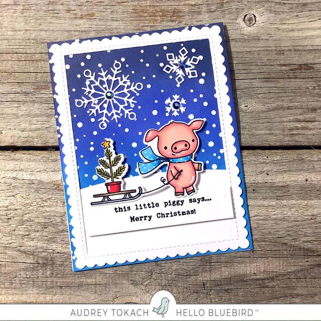 Merry Pigs