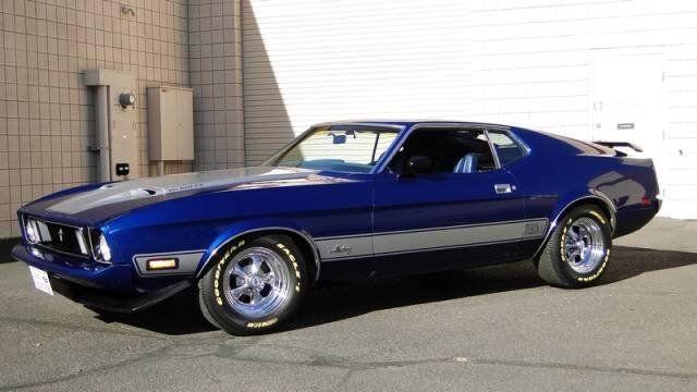 Mustang Cars : '73 Mustang ★AWT★