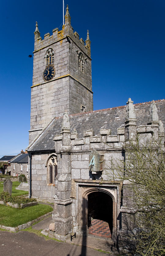 St Just in Penwith,  St Just in Penwith, Cornwall